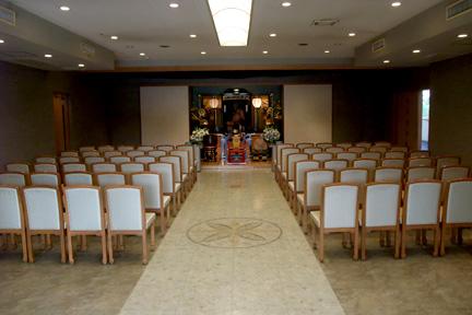 龍光寺 大師堂