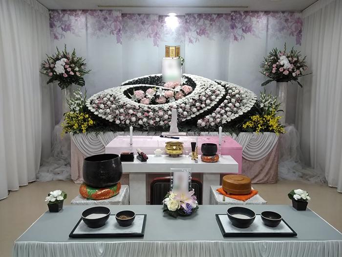 一般葬事例1