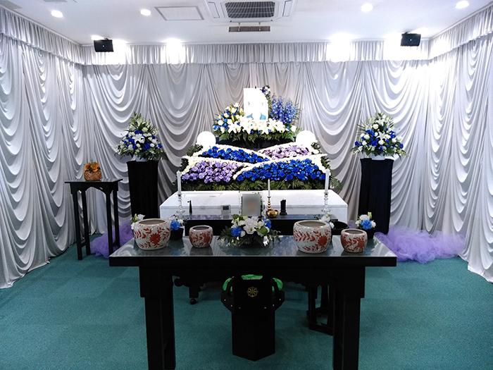 家族葬事例①